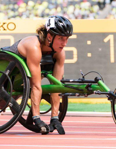 Jessica Frotten - Para Athletics