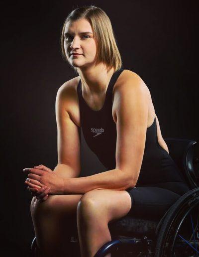 Nikita Ens - Para Swimming
