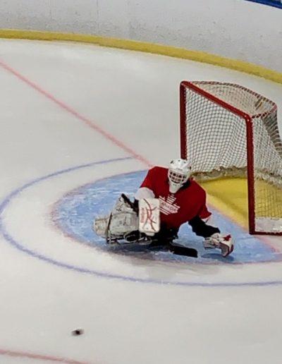 Tracey Arnold - Para Ice Hockey